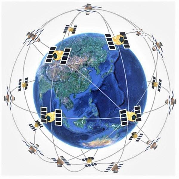 Hệ thống định vị GPS. Ảnh: gadgettrackers.com