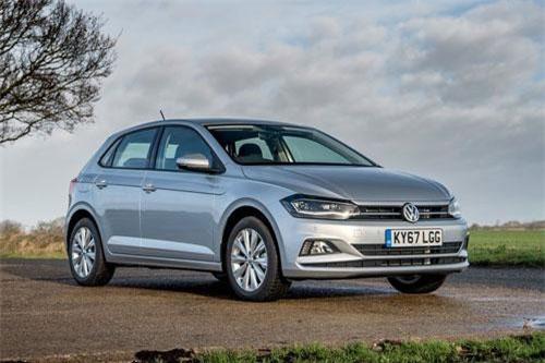 7. Volkswagen Polo (doanh số: 26.222 chiếc).