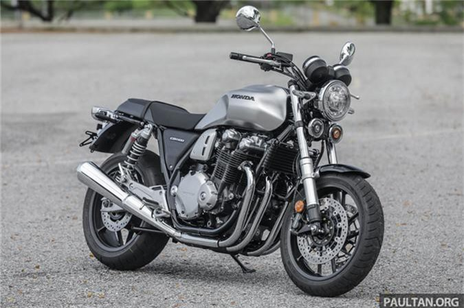 Honda CB1100RS 2019.