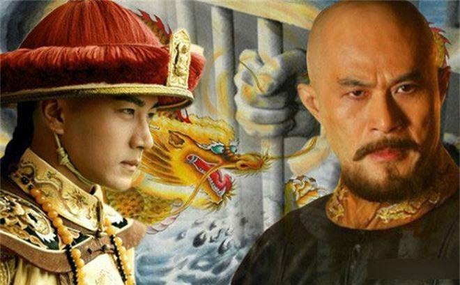 Ngôi sao - Lộc đỉnh ký: Vì sao Khang Hy chỉ bắt giam mà không giết Ngao Bái (Hình 4).