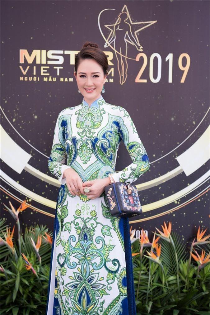 Trưởng BGK, Hoa hậu áo dài - Đàm Lưu Ly