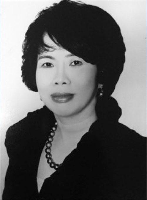 Bà Thái Hương – Chủ tịch Tập đoàn TH