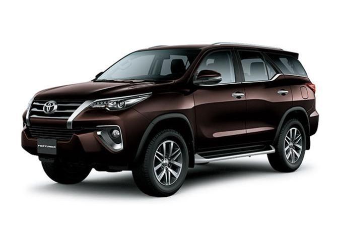 Toyota Fortuner. (Ảnh: Toyota Việt Nam)