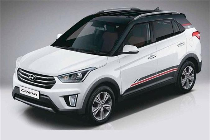 Hyundai Creta Sports Edition 2019
