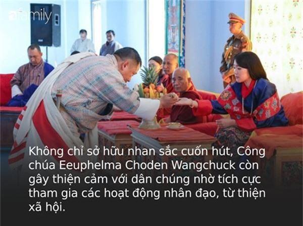 Chân dung thần tiên tỷ tỷ của Hoàng gia Bhutan, nàng công chúa tài sắc vẹn toàn, làm điên đảo cộng đồng mạng trong suốt thời gian qua-8
