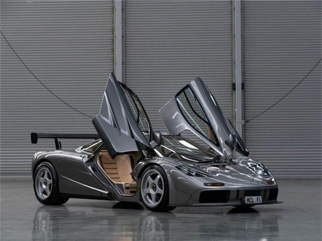 Gần 20 triệu USD cho một chiếc McLaren đời 1994 - Vì sao? - 1