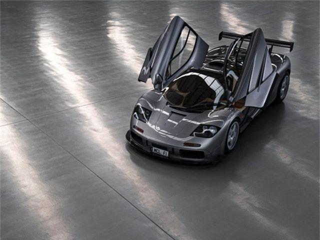 Gần 20 triệu USD cho một chiếc McLaren đời 1994 - Vì sao? - 2