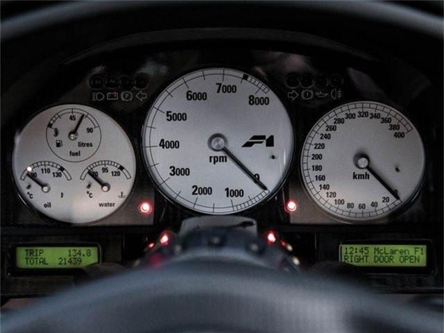 Gần 20 triệu USD cho một chiếc McLaren đời 1994 - Vì sao? - 21