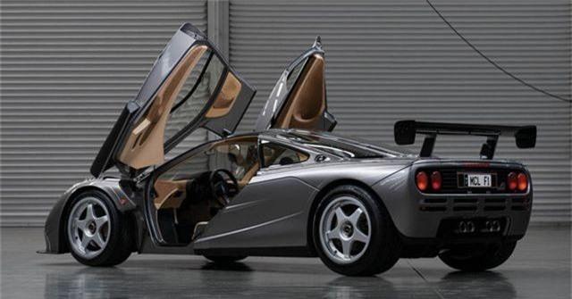 Gần 20 triệu USD cho một chiếc McLaren đời 1994 - Vì sao? - 3
