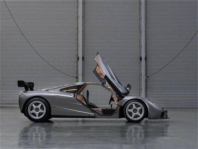 Gần 20 triệu USD cho một chiếc McLaren đời 1994 - Vì sao? - 4