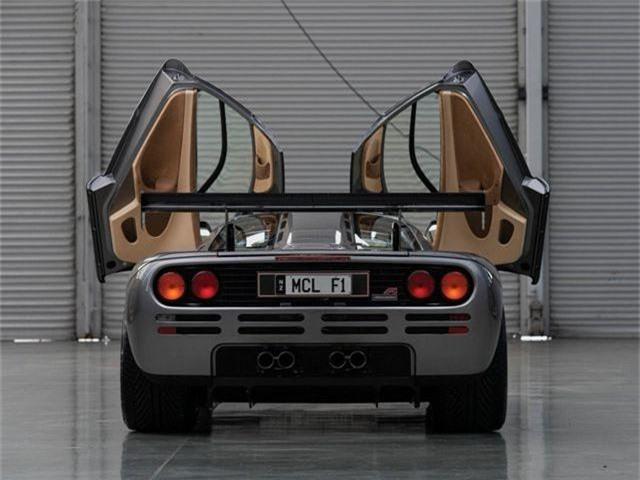 Gần 20 triệu USD cho một chiếc McLaren đời 1994 - Vì sao? - 5