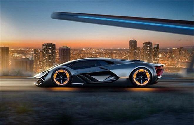 Lamborghini sắp ra mắt siêu xe 1.000 mã lực, giá 2,5 triệu USD - Hình 2