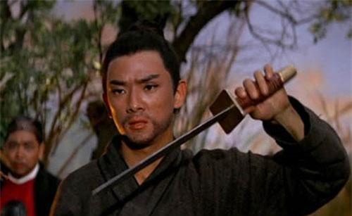 Vương Vũ trong phim Độc thủ đại hiệp.