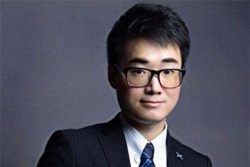 Anh Simon Cheng. Ảnh: Facebook.