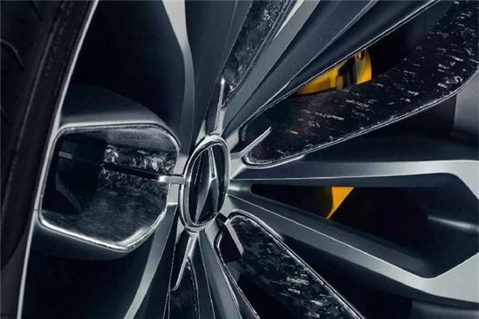 Ra mat Acura Type S sedan moi - doi thu Mercedes-AMG C43-Hinh-10