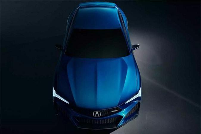 Ra mat Acura Type S sedan moi - doi thu Mercedes-AMG C43-Hinh-5