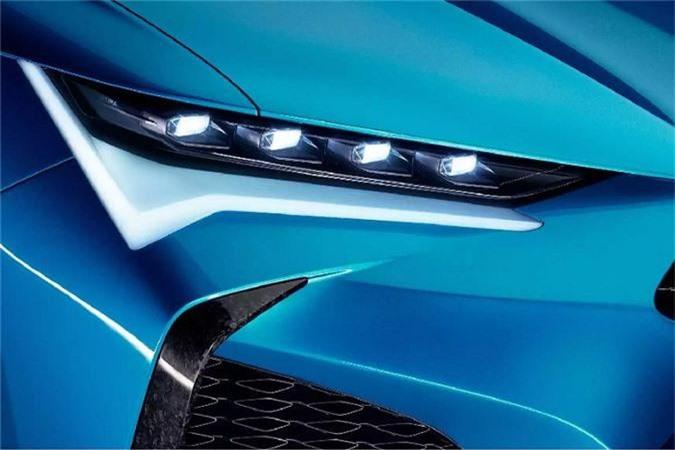 Ra mat Acura Type S sedan moi - doi thu Mercedes-AMG C43-Hinh-9
