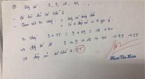 Bài toán lớp 3 khiến người lớn rối não tìm lời giải - 1