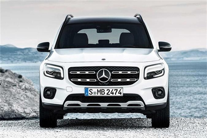 Mercedes-Benz GLB 2020 ban ra tu 982 trieu dong-Hinh-2