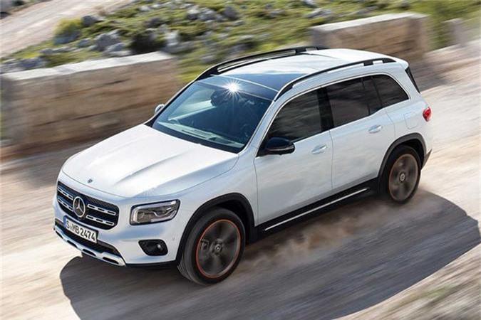 Mercedes-Benz GLB 2020 ban ra tu 982 trieu dong-Hinh-4