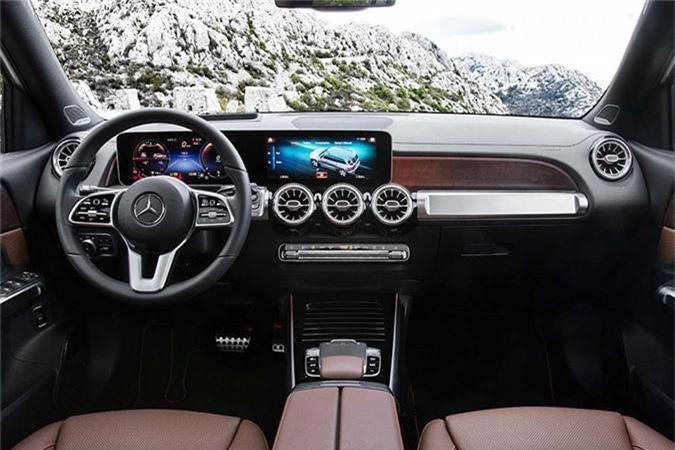 Mercedes-Benz GLB 2020 ban ra tu 982 trieu dong-Hinh-5