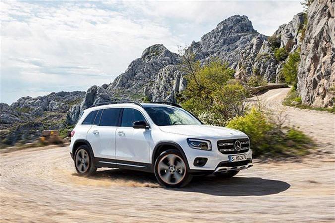 Mercedes-Benz GLB 2020 ban ra tu 982 trieu dong-Hinh-8