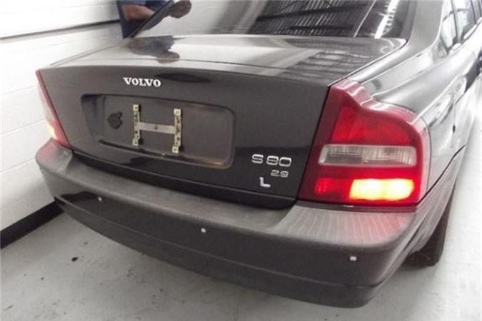 Chi tiet Volvo S80 Limousine