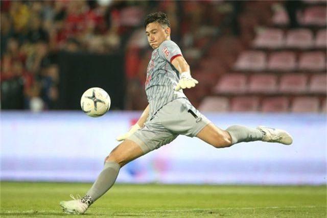 Filip Nguyễn và Văn Lâm cạnh tranh đến suất chính thức ở đội tuyển Việt Nam - 1