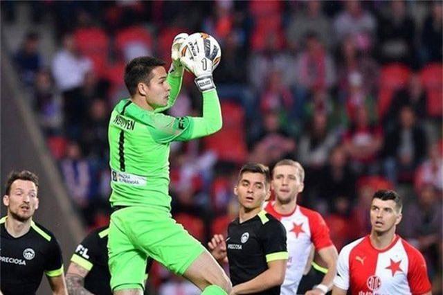 Filip Nguyễn và Văn Lâm cạnh tranh đến suất chính thức ở đội tuyển Việt Nam - 2
