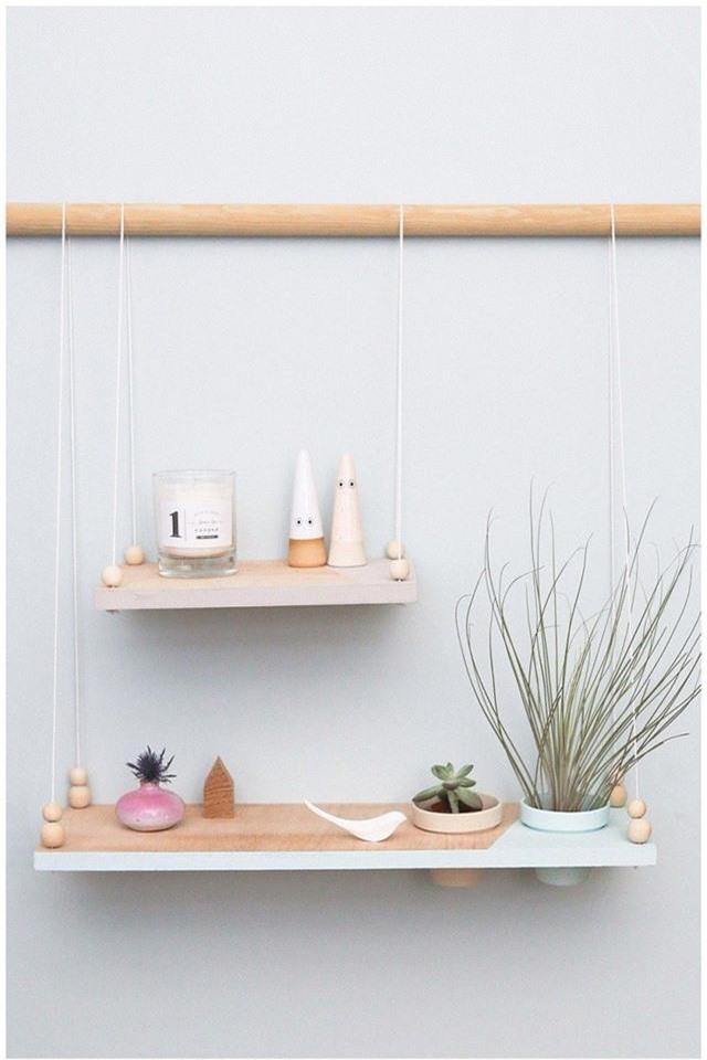 Những thiết kế kệ treo tường để đồ vật nhỏ xinh dành riêng cho những ai thích phong cách vintage - Ảnh 2.