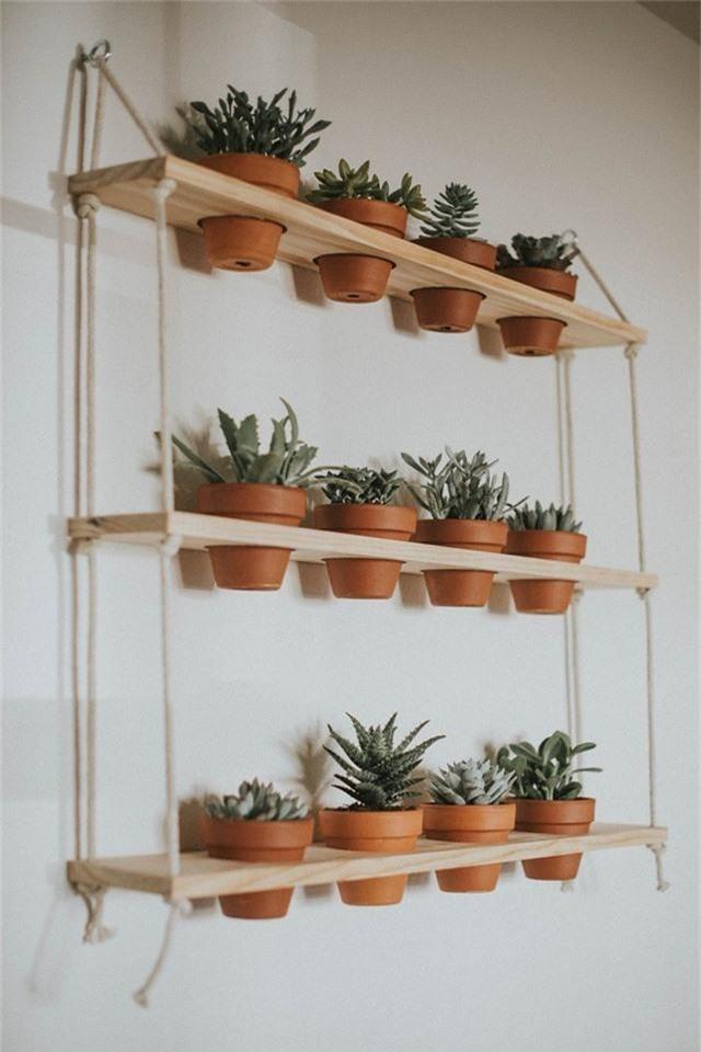 Những thiết kế kệ treo tường để đồ vật nhỏ xinh dành riêng cho những ai thích phong cách vintage - Ảnh 6.