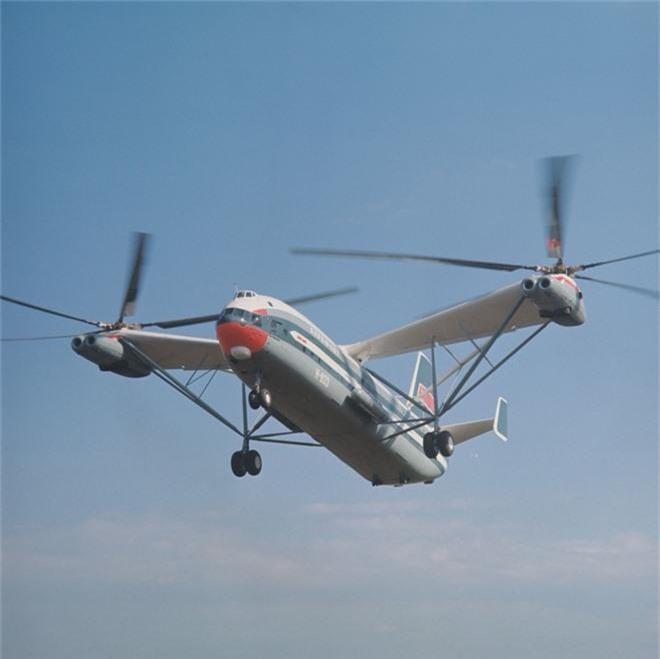 Quái vật bay: Những dự án máy bay chết yểu của Liên Xô - Ảnh 3.