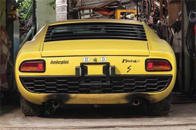 Sieu xe Lamborghini Miura