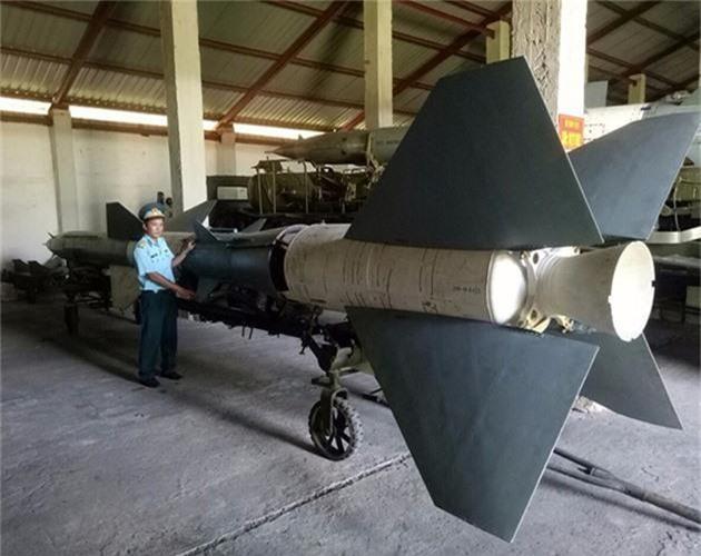 Viet Nam van tiep tuc duy tri ten lua SA-2 huyen thoai-Hinh-2