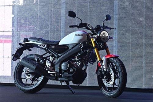 Yamaha XSR155 2019.