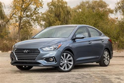 Hyundai Accent 2020.