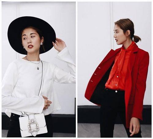 Julia Đoàn được biết tới như là một trong những fashionista đình đám nhất Việt Nam.