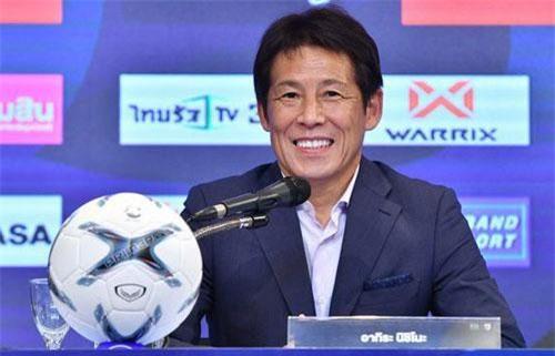 HLV Akira Nishino yêu cầu tổ chức trận giao hữu kín trước thềm trận đấu với đội tuyển Việt Nam.