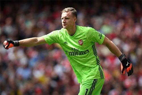 Thủ môn: Bernd Leno (Arsenal).