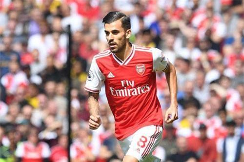Tiền vệ trung tâm: Dani Ceballos (Arsenal).