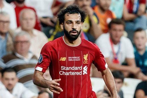 Tiền vệ phải: Mohamed Salah (Liverpool).