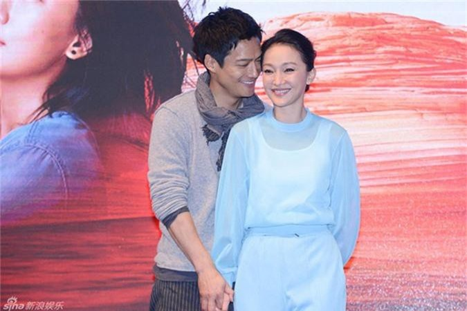 Anh ngot ngao cua Chau Tan ben chong truoc tin don ly hon-Hinh-7