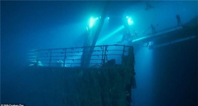 Anh soc toan tap moi cong bo ve tau Titanic huyen thoai-Hinh-4