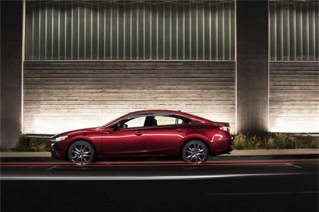 Mazda6 Premium - Sự kết hợp hoàn hảo của thiết kế và công nghệ - 1