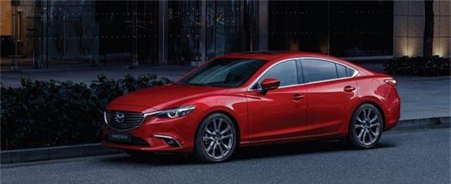 Mazda6 Premium - Sự kết hợp hoàn hảo của thiết kế và công nghệ - 2