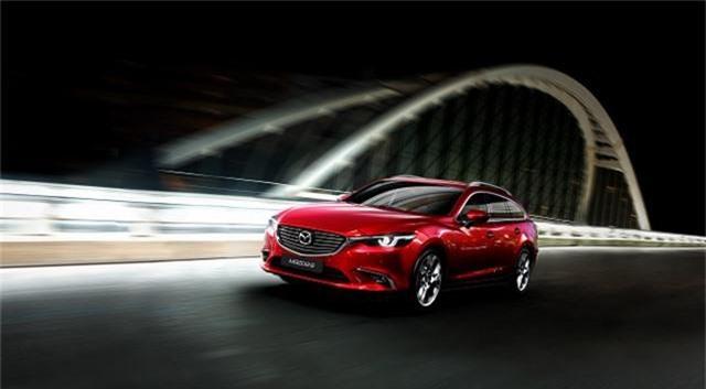 Mazda6 Premium - Sự kết hợp hoàn hảo của thiết kế và công nghệ - 3