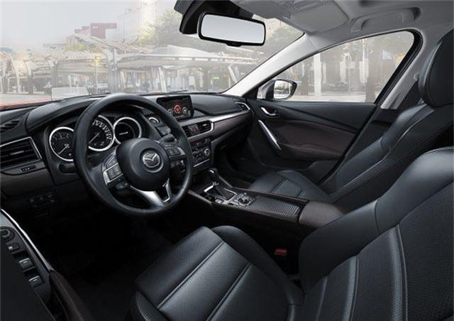 Mazda6 Premium - Sự kết hợp hoàn hảo của thiết kế và công nghệ - 4