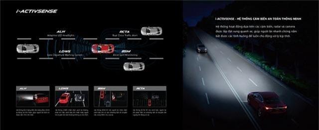 Mazda6 Premium - Sự kết hợp hoàn hảo của thiết kế và công nghệ - 6