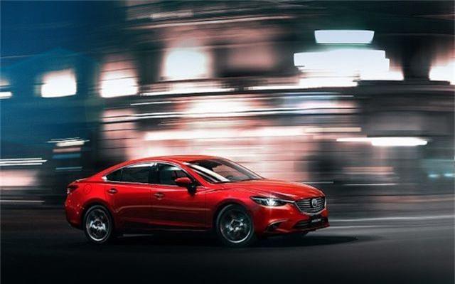 Mazda6 Premium - Sự kết hợp hoàn hảo của thiết kế và công nghệ - 8