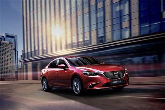 Mazda6 Premium - Sự kết hợp hoàn hảo của thiết kế và công nghệ - 9